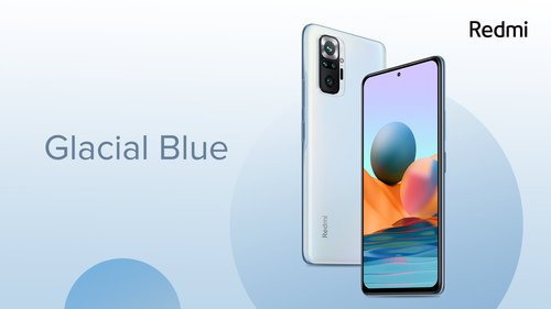 Redmi Note 10 / fot. Xiaomi