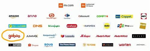 Goboo jest oficjalnym partnerem Xiaomi w Europie