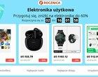Jaki smartwatch w promocjach AliExpress wybrać? Oto najbardziej opłacalne obniżki na urodziny sklepu
