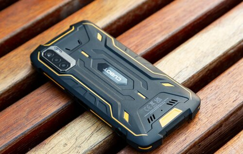 Czysty Android Cubot King Kong 5 Pro