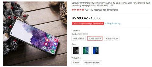 To najbardziej perfidna kopia Galaxy S20 Ultra, jaką widziałem