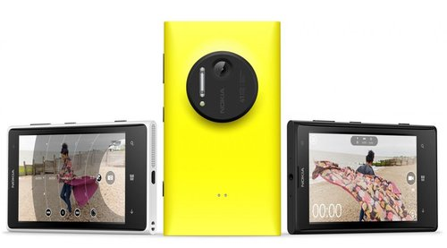 Nokia Lumia 1020 / fot. producenta