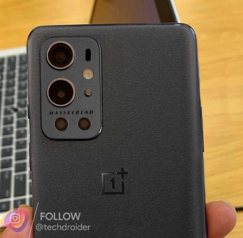 OnePlus 9 Pro w wersji Sandstone Black/fot. Techdroider