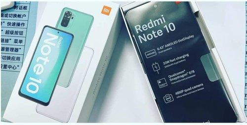 Redmi Note 10 / fot. Xiaomi Leaks Ph na FB