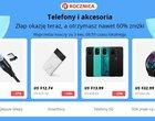 Promocja: potężne obniżki na telefony i akcesoria. Redmi Note 10 w kapitalnej cenie!