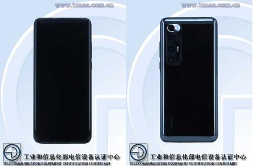 Xiaomi Mi 10S/fot. TENAA