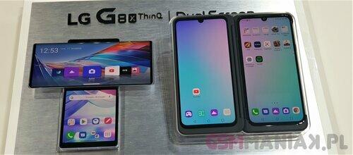 LG Wing i LG G8X ThinQ