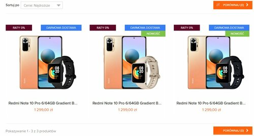 promocja na Xiaomi Redmi Note 10 Pro (1)