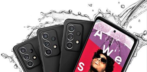 jaki smartfon Galaxy A52