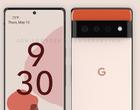Google Pixel 6 po raz pierwszy (jakby) na żywo. Naprawdę mnie zatkało