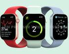 Wow: Apple Watch zmierzy cukier i temperaturę. Nadchodzi też wariant ekstremalny!