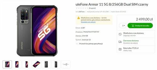 Ulefone Armor 11