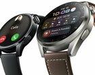 Huawei Watch 3 otrzymuje pierwszą aktualizację z fantastycznymi funkcjami!