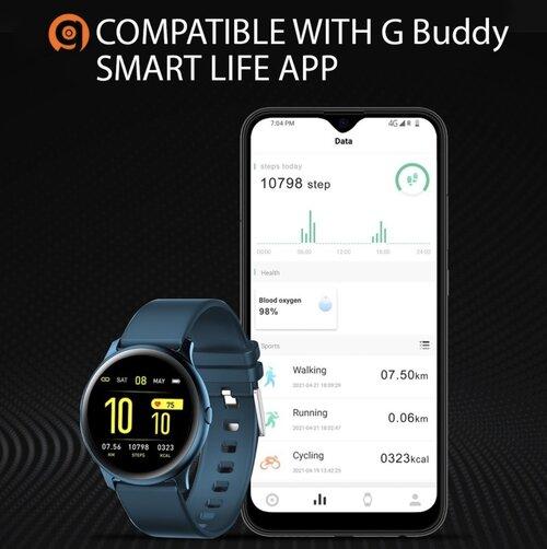 smartwatch za 200 zł gionee