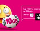Piłkarskie emocje z T-Mobile. Odbierz darmowe 10 GB na EURO 2021