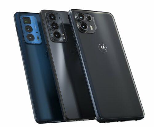 Seria Motorola Edge 20