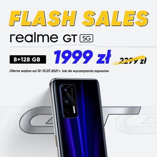 Promocyjna cena realme GT 5G