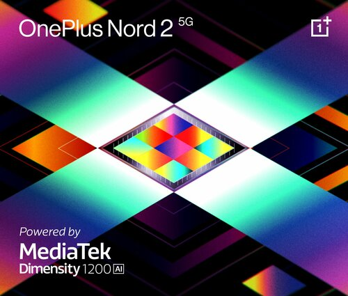 OnePlus Nord 2 z MediaTek Dimensity 1200