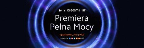 Zapowiedź polskiej premiery Xiaomi 11T