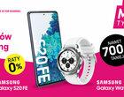 MEGA TYDZIEŃ w T-Mobile: smartfony Samsung ze smartwatchem taniej do 700 zł
