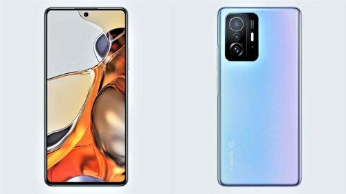 Xiaomi 11T i Xiaomi 11T Pro
