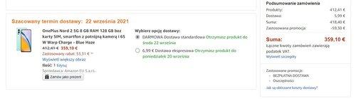Promocyjna cena OnePlus Nord 2 5G