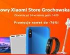 Atrakcyjne promocje na otwarcie kolejnego sklepu Xiaomi w Polsce
