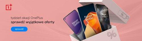 Promocja na smartfony OnePlus w x-kom