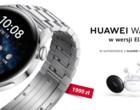 Flagowy Huawei Watch 3 w nowej, olśniewającej odsłonie. W przedsprzedaży kupisz go z prezentem!