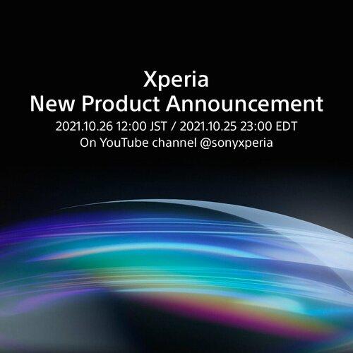 Zapowiedź nowej premiery Sony Xperia