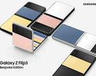 Samsung zaszalał: Galaxy Z Flip 3 do koloru do wyboru. 49 różnych wersji!