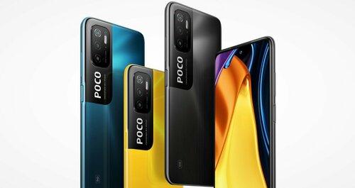 POCO M3 Pro 5G smartfon do tysiąca złotych