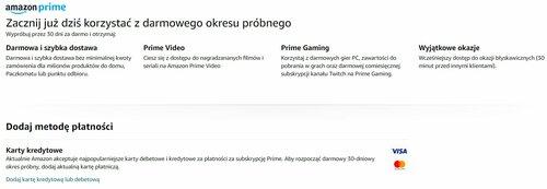 Amazon Prime PL