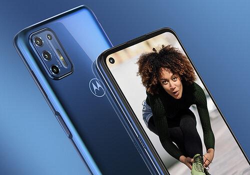 Motorola Moto G9 Plus smartfon do 1000 zł