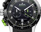 edox chronorally zegarek z chronografem zegarki edox