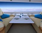 Spike S-512 - prywatny samolot naddźwiękowy z panoramicznymi oknami