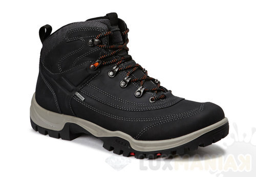 8dbf2a8882f9a ECCO Expedition III Men to wodoodporne buty wykonane z nubuku, wyściełane  materiałem GORE-TEX, który zwiększa zdolność do oddychania stopy  jednocześnie ...