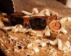 drewniane zegarki jakie są trendy zegarkowe luksusowe okulary