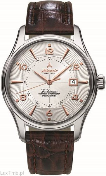 Atlantic Worldmaster 1888 Chronometr Limitowana Edycja (automat) / fot. luxtime.pl
