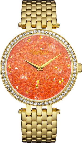 Jeden z nowych zegarków Caravelle