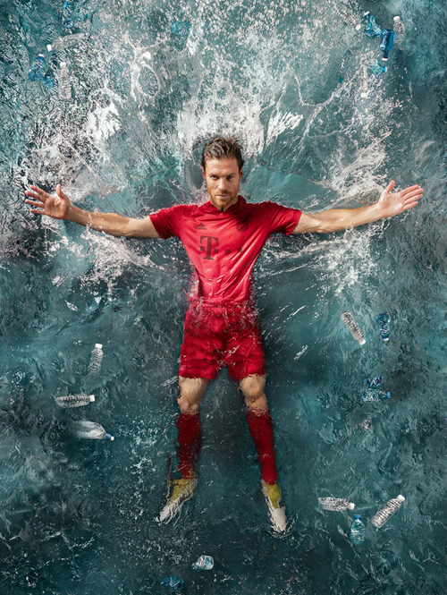 adidas x Parley / Bayern Monachium