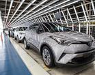 Toyota C-HR - nowy crossover już w produkcji