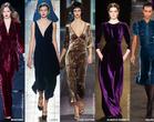 Moda na aksamit, czyli zimą ubierz się jak gwiazda