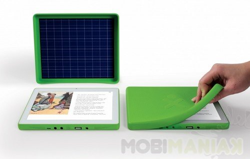 Tani tablet zamiast podręcznika? (fot. OLPC)