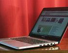 14-calowy wyświetlacz Intel Core i3-2367M laptop dla kobiety laptop dla studenta laptop z Sandy Bridge lekki notebook nVidia GeForce 610M Sandy Bridge smukły laptop tani ultrabook ultrabook do 3 tys. zł