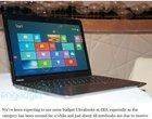 14-calowy ekran CES 2013 ekran dotykowy Intel HD Graphics