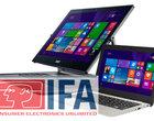 Najlepsze laptopy IFA 2014