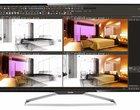 """Adobe RGB format 21:9 IFA 2014 Philips przekątna ekranu 27"""" rozdzielczość 4K SoftBlue technologia NVIDIA G-Sync"""