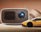 HD 1280x720 kieszonkowy projektor mobilny projektor
