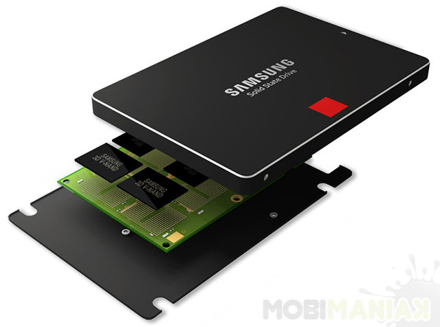 Samsung 850 / fot. Samsung